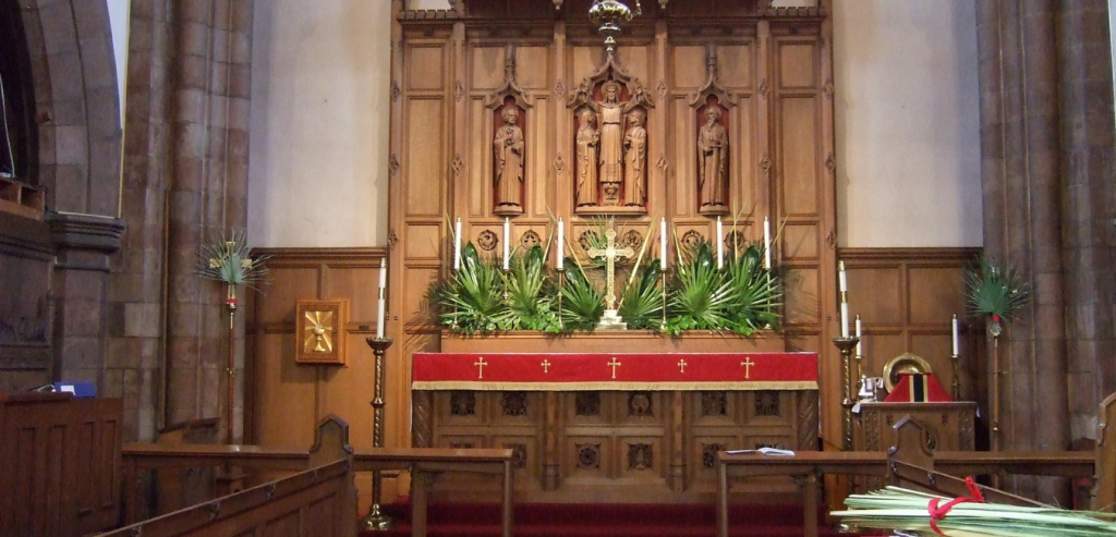 St Paul Parrish - 1